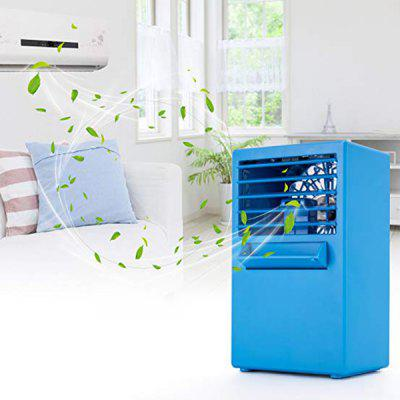 Automatic Mini Electric Fan Table Air Conditioner Fan