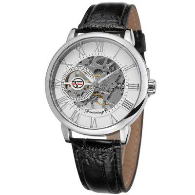 Forsining W090602 Hollow-out Mechanical Automatic Watch