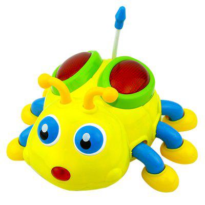 Cute Kids Electric Beetle Toy