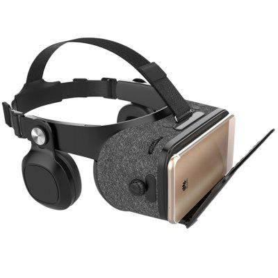 BOBOVR Z5 Fabric 3D Virtual Reality Headset for iOS / Android Phones