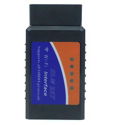 C07 ELM327 V1.5 OBD2 WiFi Car Auto Fault Diagnostic Tool Scanner