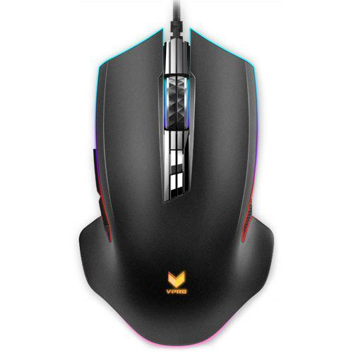 c3a390e863c Rapoo V20PRO 8000 DPI 9 Programmable Buttons Optical Gaming Mouse | Gearbest