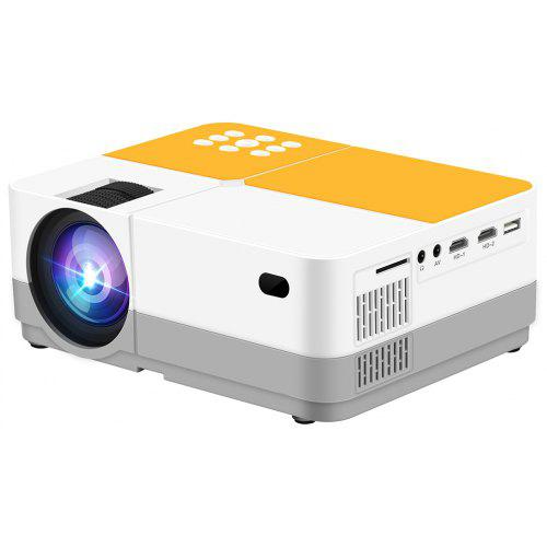 H3 LCD 2400 Lumens Video Projector