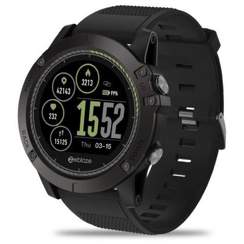 Zeblaze Vibe 3 Hr 1 22 Inch Sports Smart Watch