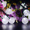 Solar Lamp String Waterproof LED Light - TRANSPARENT