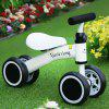 Voiture Balance Balance Baby Trendy confortable - BLANC