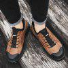Trend Fashion Tooling Casual Shoes - BROWN