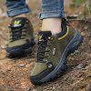 Men Outdoor Fashion Shock-absorbing Sneakers - DARK KHAKI
