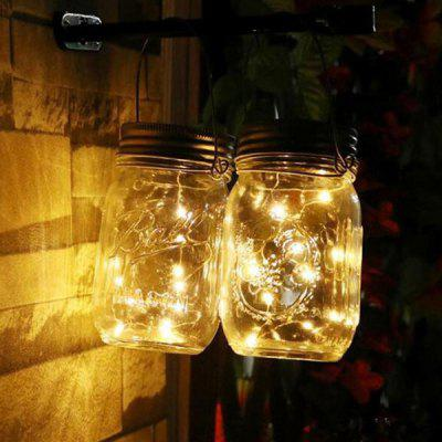 Creative Decorative Solar Energy Hanging Light