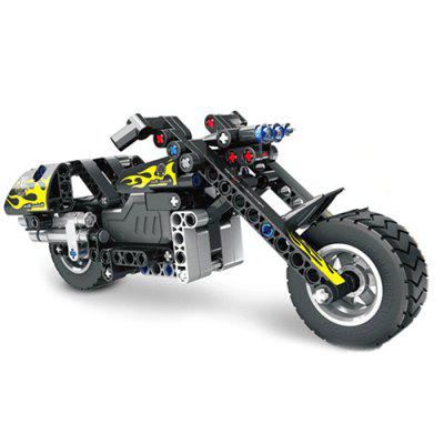 Motorcycle Building Intelligent Toy