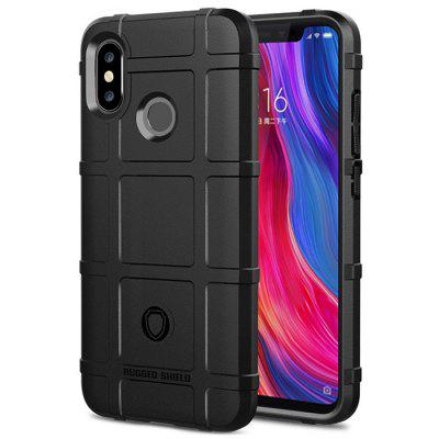Luanke Silicone Phone Case do Xiaomi Mi 8