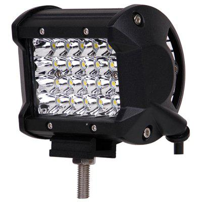 DY - 062 3.5 inch 72W LED Work Light Strap Lamp 1PC