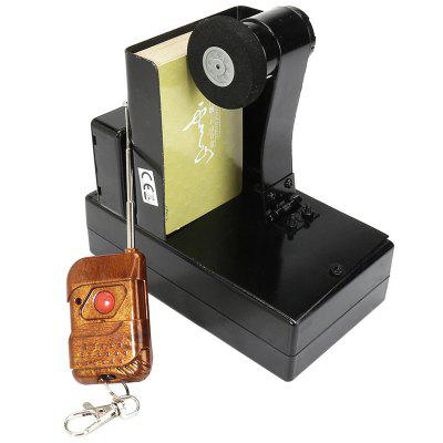 Professional Remote Control Card Fountain Poker Tool