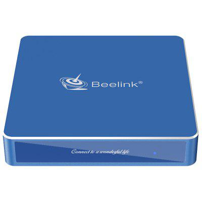 Beelink N50 N5000 Mini PC - CORNFLOWER BLUE