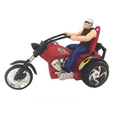 Yuandi 666 - 868 2WD 40MHz RC Motorcycle Toy for Kids
