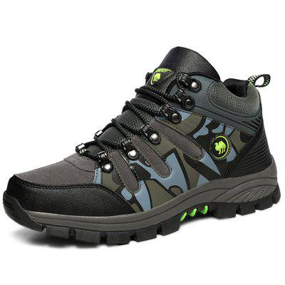 Men Stylish Comfortable Leisure Durable Hiking Shoes
