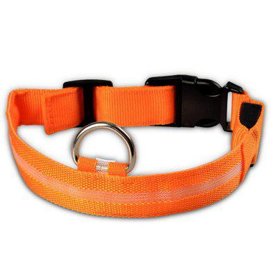 Rechargeable Light Collar for Various Dogs