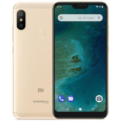 Gearbest Xiaomi Mi A2 Lite 4G Phablet Global Edition4GB RAM 64GB ROM 12.0MP + 5.0MP Dual Rear Cameras Fingerprint Sensor