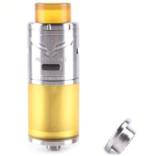ShenRay VG Extreme Stainless Steel RTA - SILVER