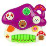 NO - 5599 Electric Mushroom Piano - MULTI-A