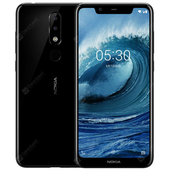 Gearbest Nokia X5 4G Phablet