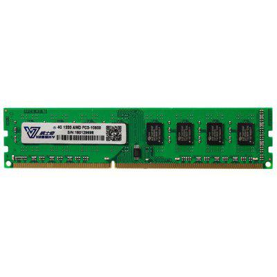 Vaseky Desktop Memory Module DDR3 / 1333MHz / 4GB for AMD Processor