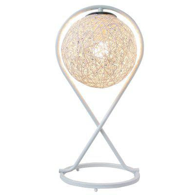Creative LED Bedside Night Light Delicate Table Lamp