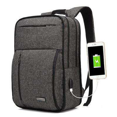 CoolBell 7005 USB Charging Comfortable Backpack
