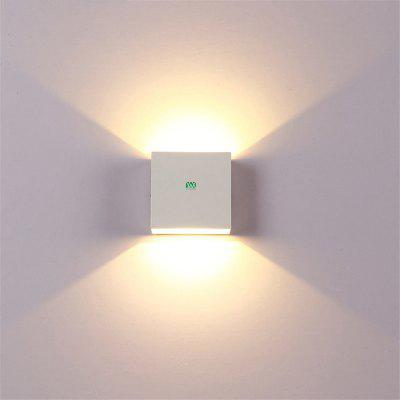 YWXLight Modern Simple Square LED Wall Light