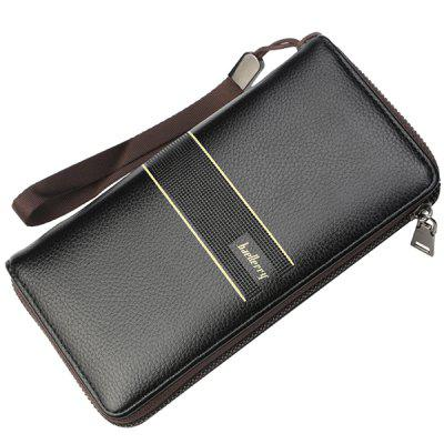 Baellerry S6088 New Multifunctional Zipper Men Wallet