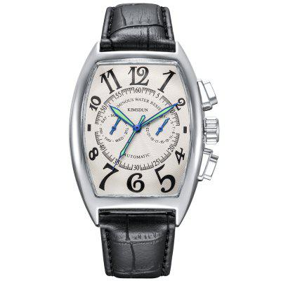KIMSDUN K - 818D Business Classic Mechanical Automatic Watch
