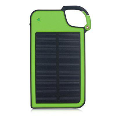 Portable Key Ring Mini Solar Mobile Power Bank