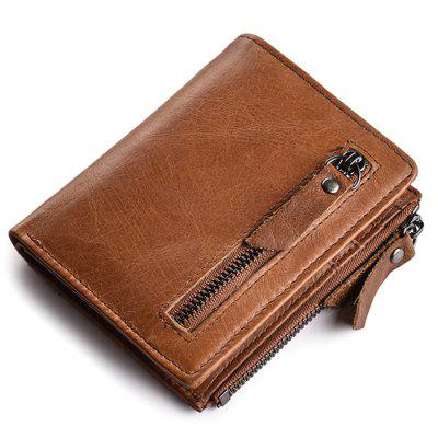 JINBAOLAI 403 Classic Wallet for Men