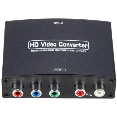 HDMI to AUX Video Adapter Converter