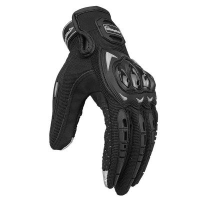 Riding Tribe MCS - 17 Guanti da Moto Ridding Mittens Accessori Moto 1 paio