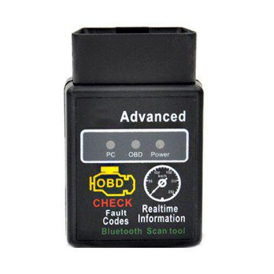C02 Bluetooth OBD2 OBDII Outil d'Analyse de Diagnostic de Voiture