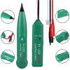 AIMOMETER Telephone Phone Wire Network Cable Tester Line Tracker - LIGHT SEA GREEN