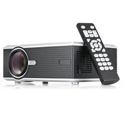 Uhappy BL88 LCD 1200 Lumens Projector