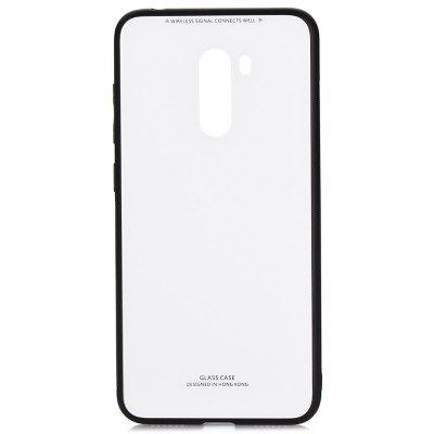 ASLING 9H Tempered Glass Phone Case for Xiaomi Pocophone F1