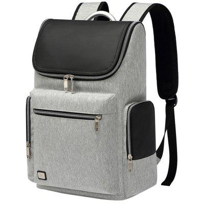 Leisure Business Multi-function Backpack for Men