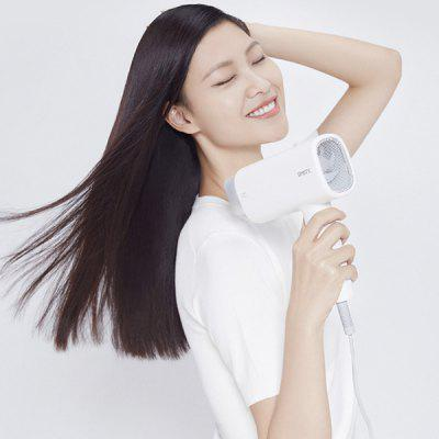 SH - A161 Folding Portable Negative Ion Hair Dryer from Xiaomi youpin