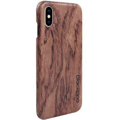 Wooden Kevlar Phone Back Case Protector for iPhone X
