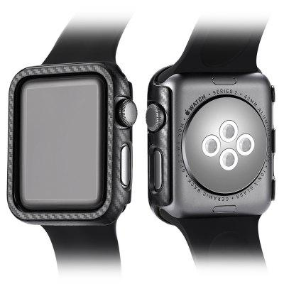 Moda relógio inteligente proteger capa para apple watch 1/2/3 42mm