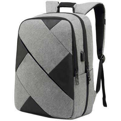 SWEETTOURIST Stylish Business Backpack with USB Port