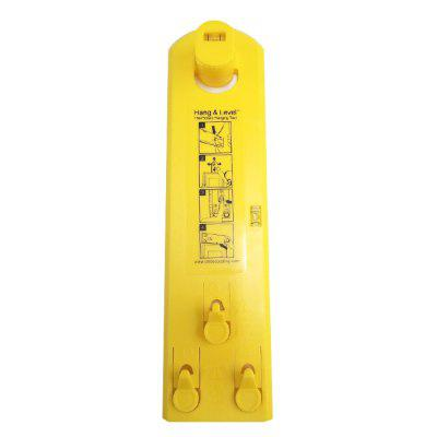 Hang and Level Picture Hanging Tool Lightweight Measurement for Photo
