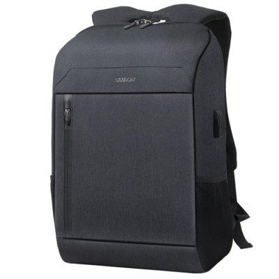 SONGKUN Trendy Business Backpack with USB Port