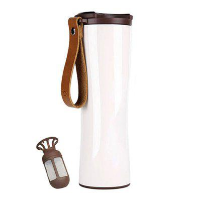 Xiaomi KissKissFish MOKA Stainless Steel Smart Coffee Cup with OLED Touch Screen