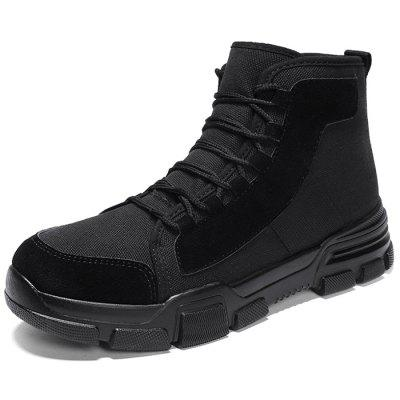 Men Outdoor Trendy Breathable Anti-slip Boots