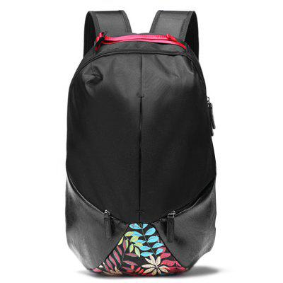 Unisex Polyester Casual Backpack