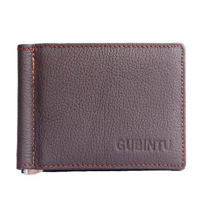 Gubintu Fashionable Leather Wallet for Men